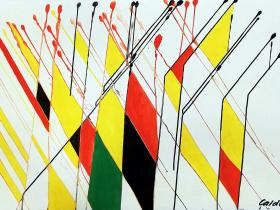 Flags - 1964